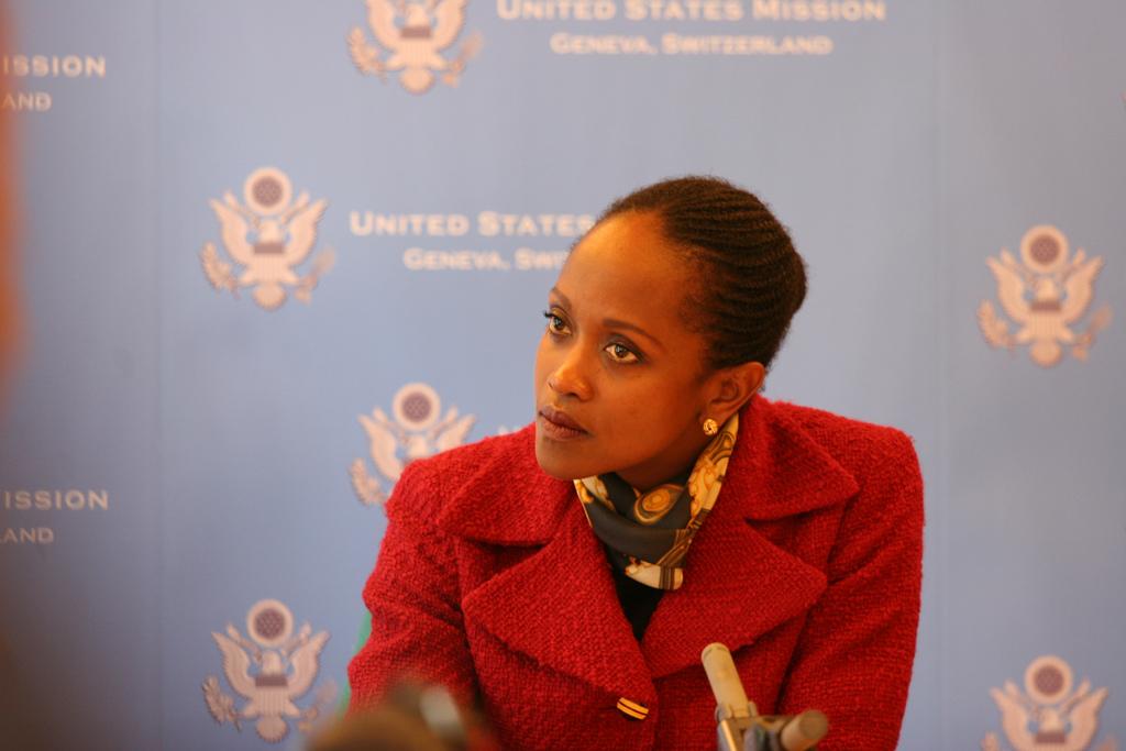 Dr. Esther Brimmer on Promoting Multilateralism