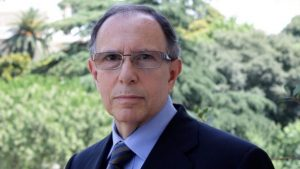 Professor Spencer M. Di Scala presented on Vittorio Emanuele Orlando