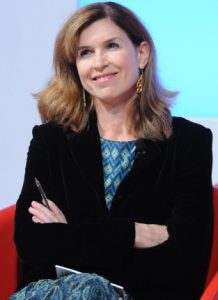 """Patricia Thomas during """"Obama at Midterm: a Round Table Discussion"""""""