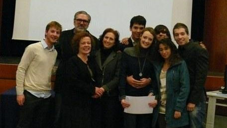 Winners of Italy Reads 2011 Student Video Contest Announced
