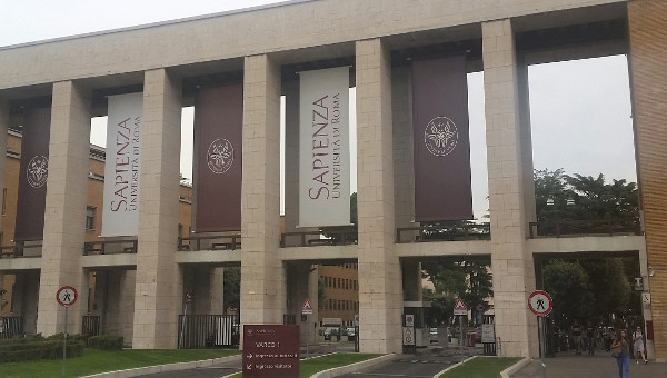 "Professor Francesco Ruscitti to Speak at Seminar at University of Rome ""La Sapienza"""