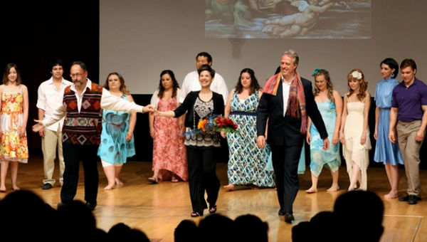 Professor Aaron Carpene to Conduct Bhutan's First Ever Opera