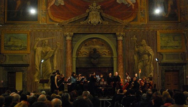 John Cabot Chamber Orchestra Spring Concert Delights Crowds