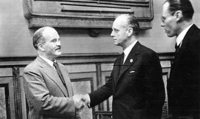 The Molotov-Ribbentrop Pact, Italy and Europe