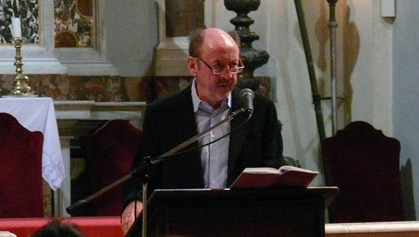 La Repubblica.it Praises JCU Poet-in-Residence Billy Collins' Reading