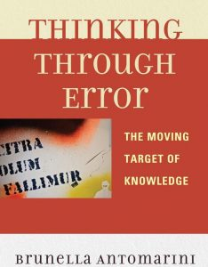 Thinking Through Error