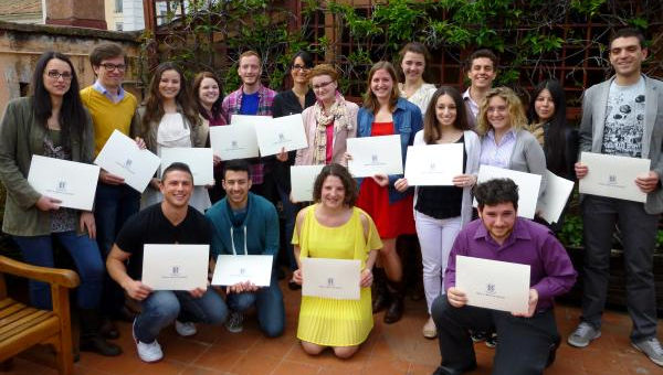 2013 Student Award Winners