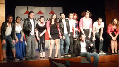 JCU Theater Group's performance of Grease