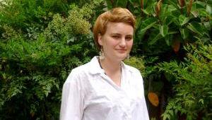 Congratulations to Class of 2013 Valedictorian Kirila Cvetkovska!