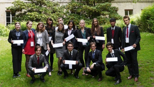 JCU Model United Nations Makes Presence Felt at Paris MUN