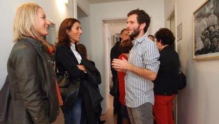 JCU's Largo dei Fiorentini Art Studio Launches Exhibitions and Lectures