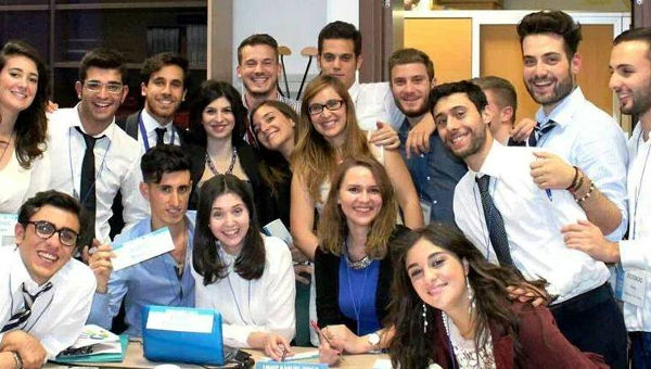 Rome Model United Nations 2013 a Success
