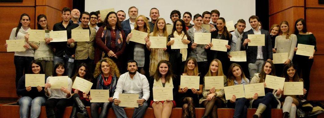 Fall 2013 ENLUS Graduates