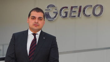 Alumnus Daryush Arabnia Successfully Opens a Geico Branch in China