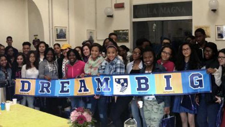 JCU Welcomes Freshmen from Democracy Prep Public Schools in NYC