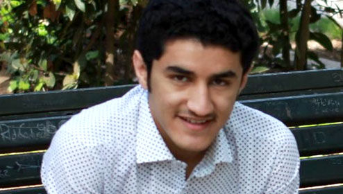 Rome Model United Nations: Student Muhannad AlMaghlooth