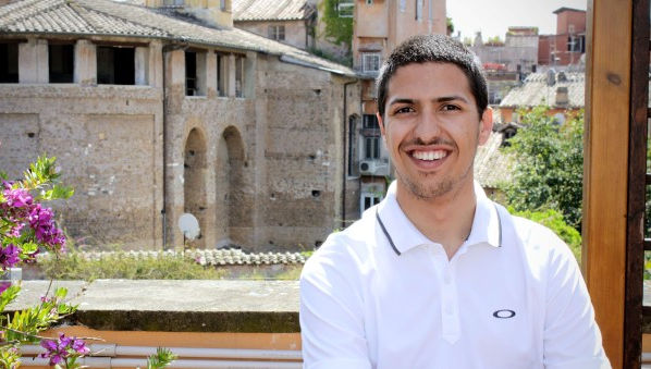 From JCU to Oxford University: Alumnus Tommaso Trillò