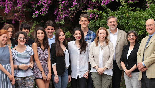 JCU Creative Writing Institute Hosts Ceremony for 2014 Italy Writes