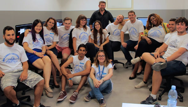 John Cabot University Opens New Digital Media Lab