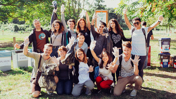 Volunteer in an Italian National Park in May with JCU Grassroots