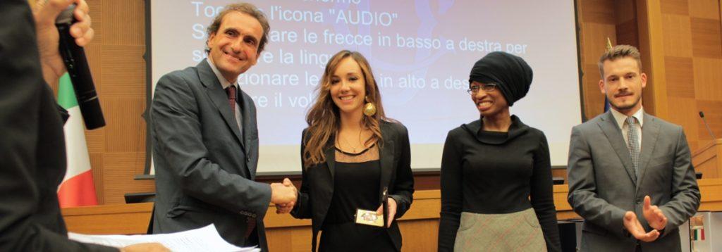 Premio America recipients