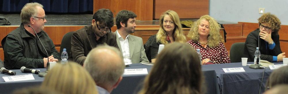 The Panel Participants