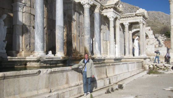 JCU Professor Koehler Presents at Roman Archaeology Conference