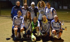 JCU Lady Gladiators Soccer Team