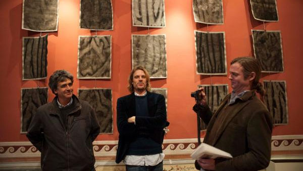 JCU Art Professors Amato, Pettit, and Schoneveld Exhibit in Umbria