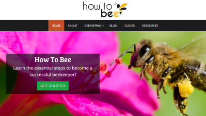 JCU Entrepreneur Kelson Adams launches his website: Howtobee.net