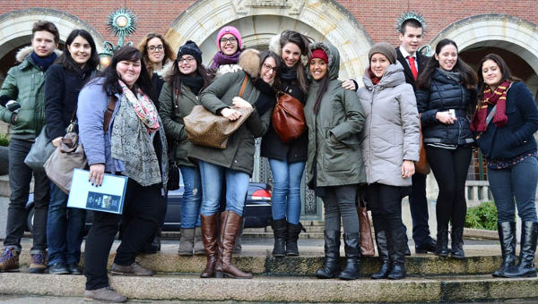 International Relations Society Goes on Study Trip to The Hague