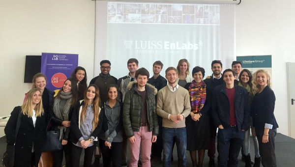 IFE Site Visit to Luiss EnLabs, One of the Leading Incubators in Italy