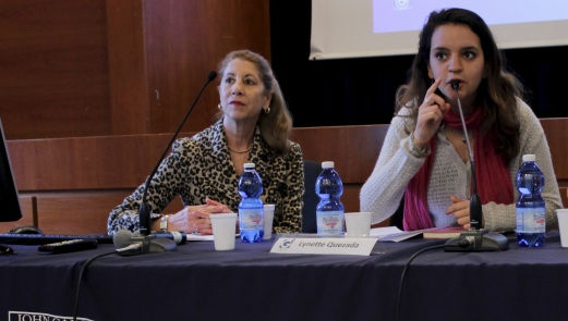 Guarini Institute Welcomes Renowned Reporter Ann Louise Bardach