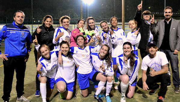 Lady Gladiators Wins First Place in Roman Universities' Championship