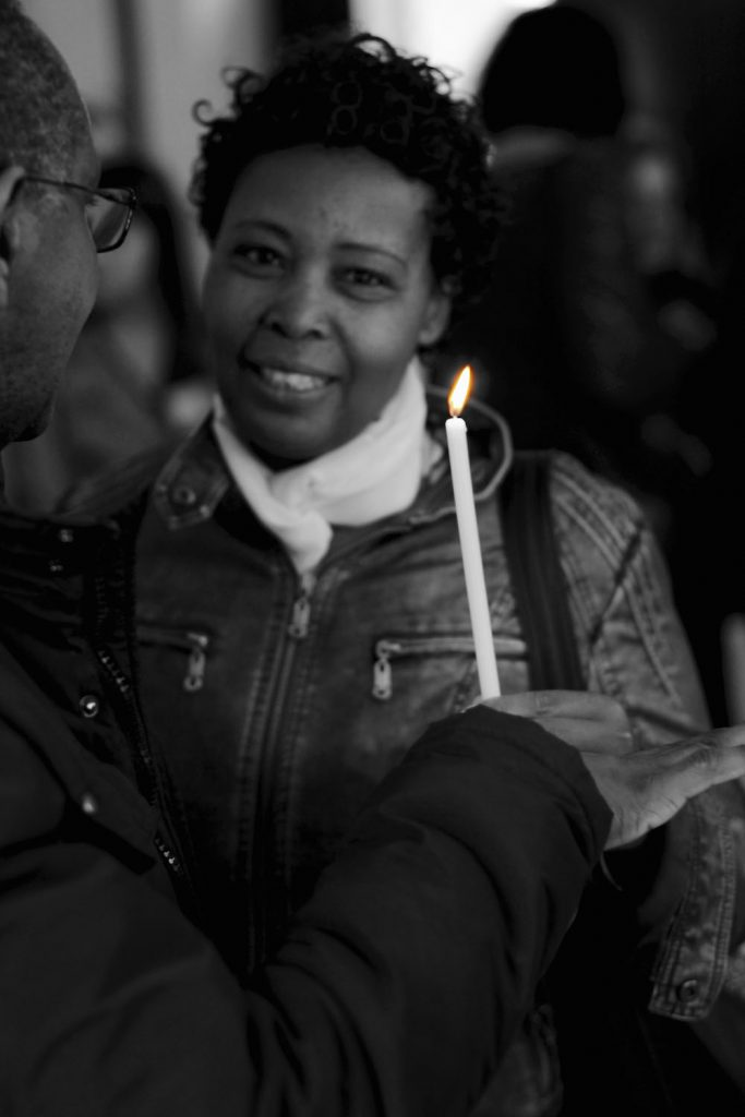 Rwandan Genocide Commemoration