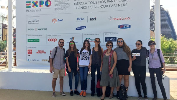 Summer IFE Site Visit to EXPO 2015 in Milan