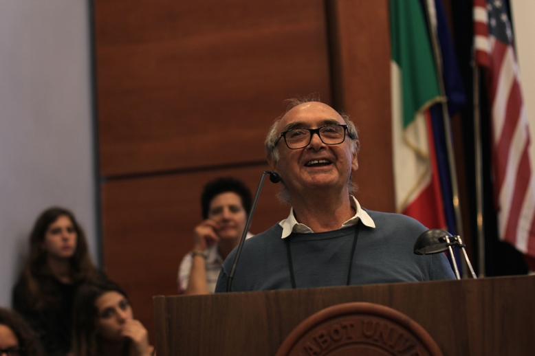 Italy Reads 2015 Welcomes Keynote Address Speaker, Professor Alessandro Portelli