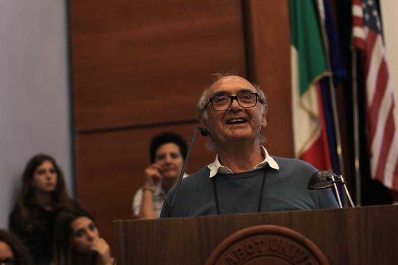 Italy Reads 2015 Welcomes Keynote Address Speaker, Professor Alessandro Portelli