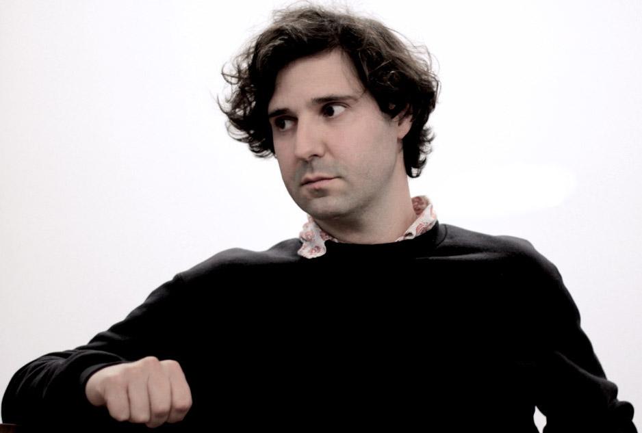 Director Carlo Lavagna