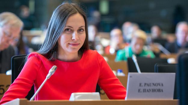 JCU Alumna and EU MP Eva Paunova Featured in Financial Times