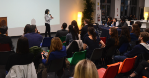 Elevator Pitch Competition Fall 2015
