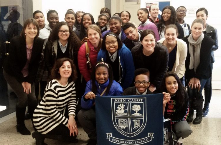 JCU Welcomes Democracy Prep Endurance High School Freshmen