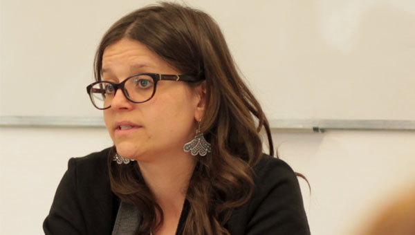 Syrian Peace Talks Discussed at JCU International Relations Society