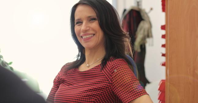 Professor Gina Siddu Pilia