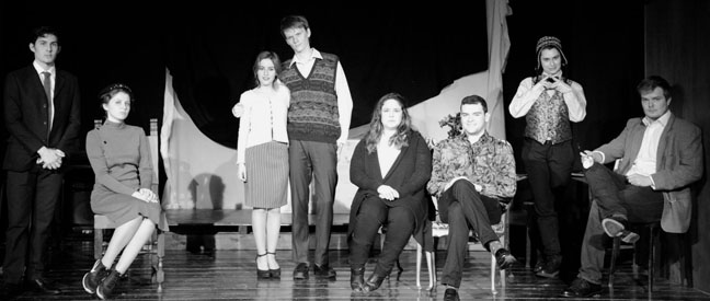 "Agatha Christie's ""The Mousetrap"" Presented by JCU Theater Society"