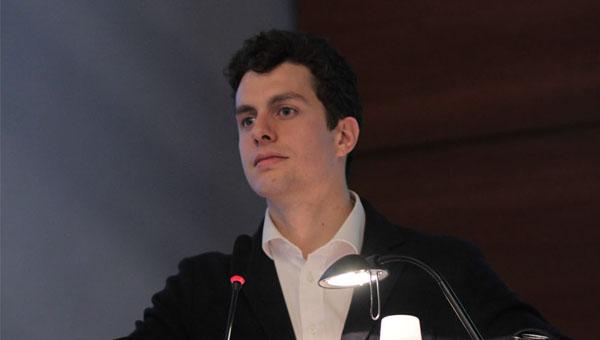 JCU Alumnus Leonardo Quattrucci Awarded Premio Italia Giovane