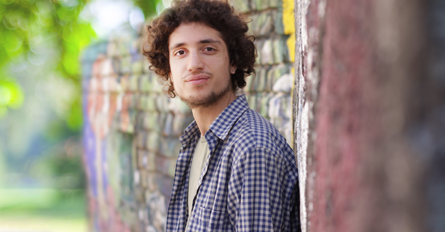 "Communications Senior Alessandro Ceschi Presents Short Film ""Sally Abroad"""