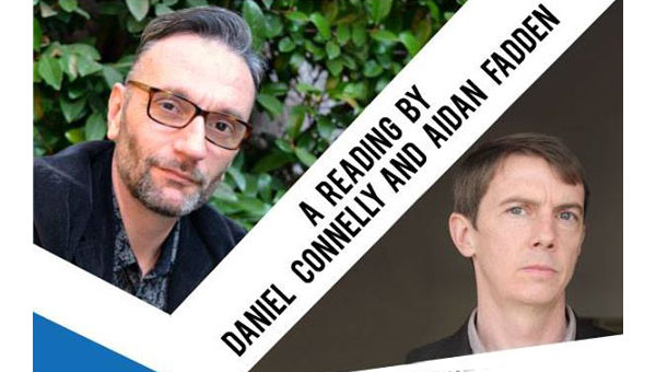 Poetry Reading: Aidan Fadden & Daniel Roy Connelly
