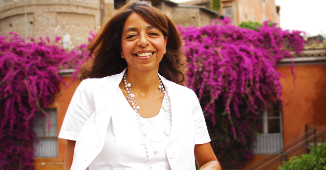 Meet Doaa Abdel-Motaal, Member of Guarini Institute for Public Affairs
