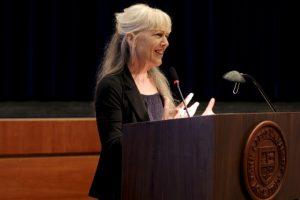 Susan Minot, Writer in Residence 2016